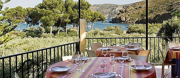 The 10 best front sea view restaurants on the Costa Brava