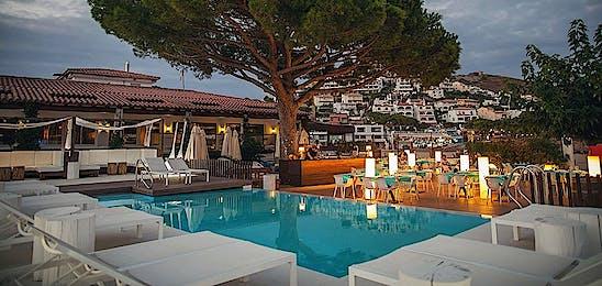 Els millors restaurants amb piscina a la Costa Brava