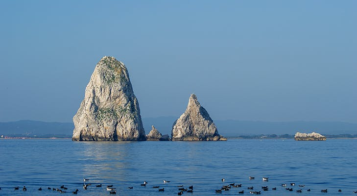 Les Illes Medes, les illes de la Costa Brava