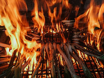 Calçotades, where does the tradition come from?