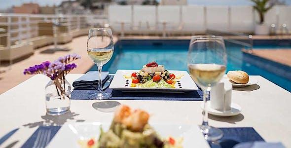 Les meilleurs restaurants avec piscine de la Costa Brava
