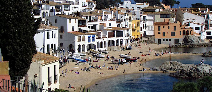Top 10 beaches of the Costa Brava