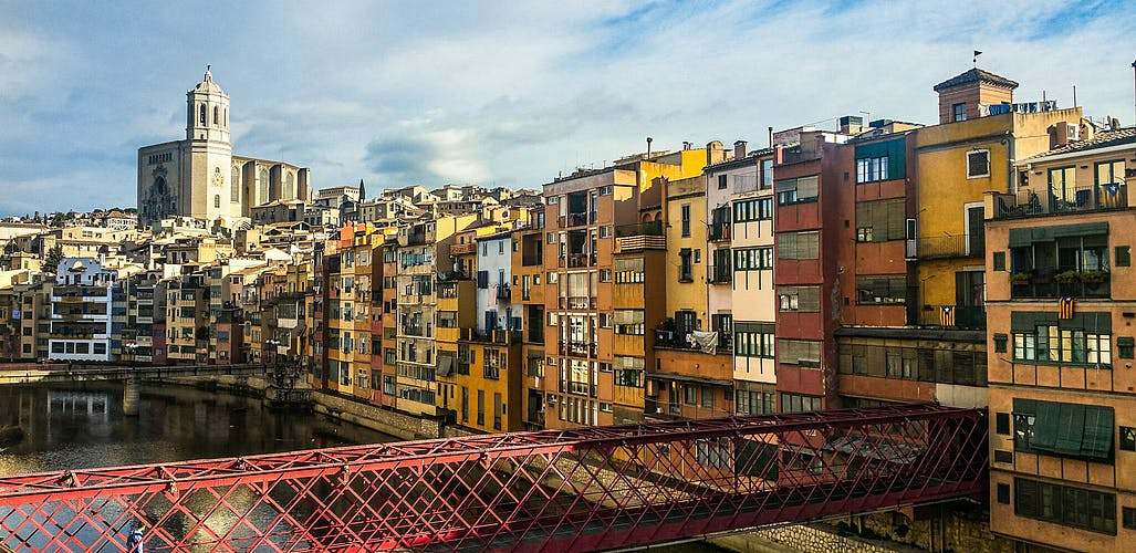 Guided tour of Girona city