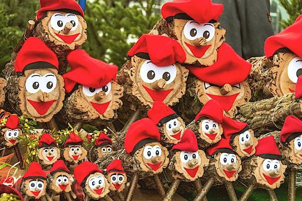 D'on prové la tradició del Tió de Nadal i el Caganer?