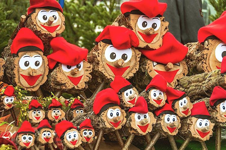 D'où viennent les traditions du Tió de Nadal et du Caganer?