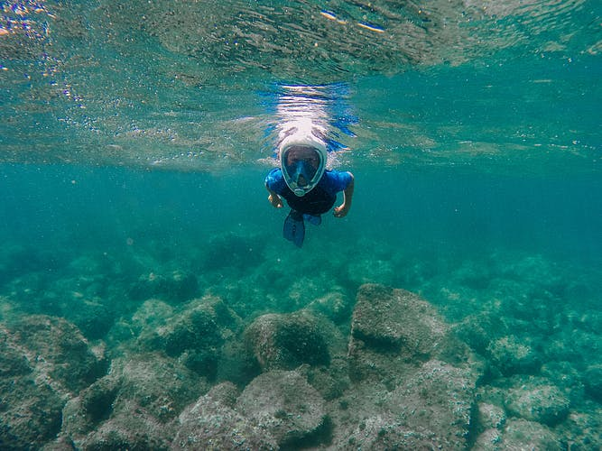 The 10 best beaches on the Costa Brava where you can practice snorkeling and scuba diving