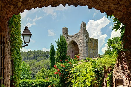 10 medieval movie towns in Girona