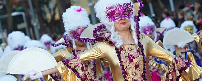 6 must-go carnivals in Girona and the Costa Brava