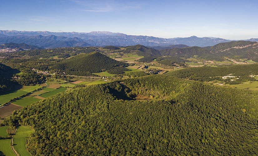 The 6 essentials of la Garrotxa Volcanic Area