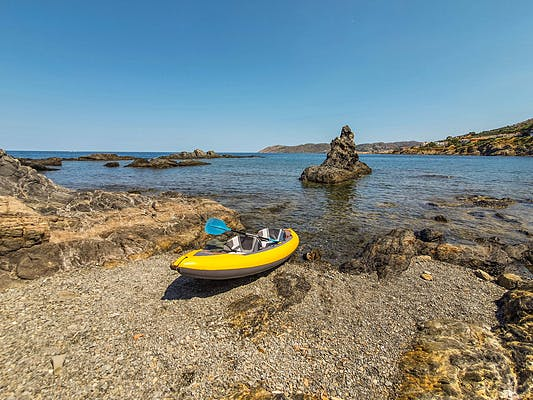 10 kayak routes to enjoy the Costa Brava from the sea