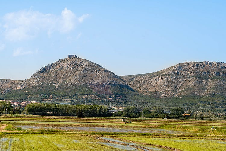 El Montgrí, una excursión por el macizo y el castillo del Montgrí
