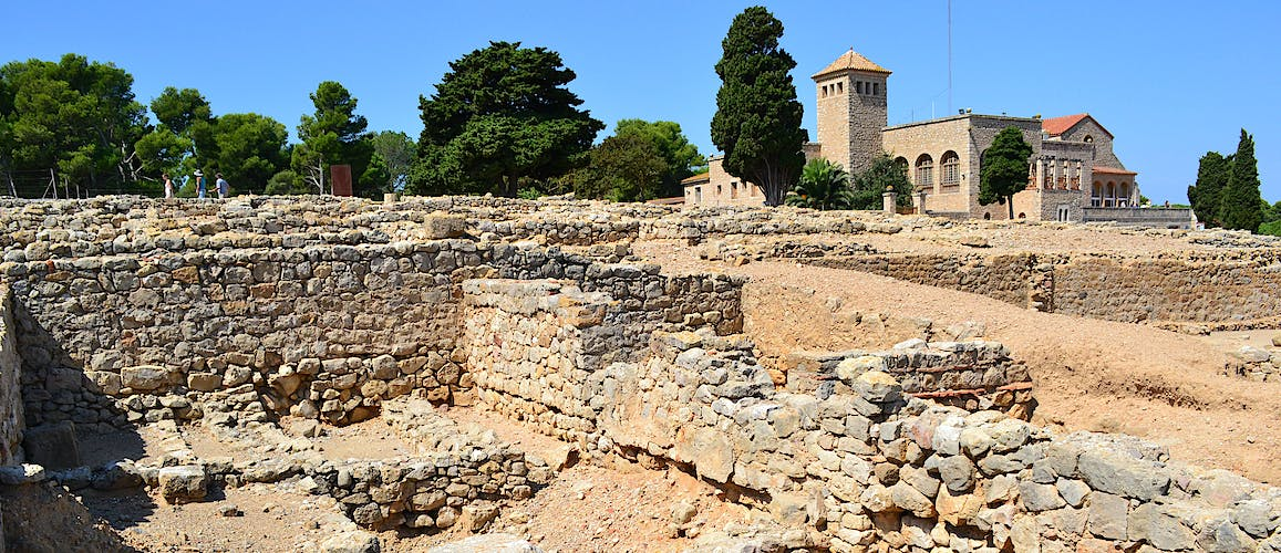 Archaeological Site of Empúries: gateway to the Greeks and Romans