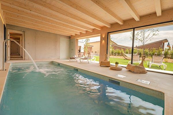 Cases rurals amb piscina climatitzada