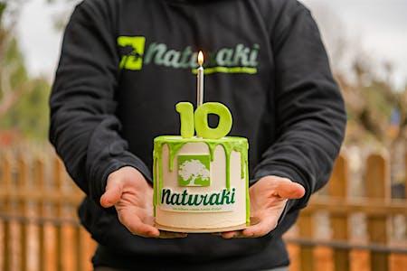 À Naturaki, nous célébrons 10 ans!