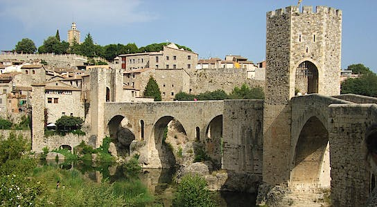 The Condal Village of Besalú
