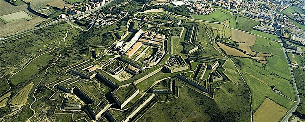 El Castell de Sant Ferran de Figueres