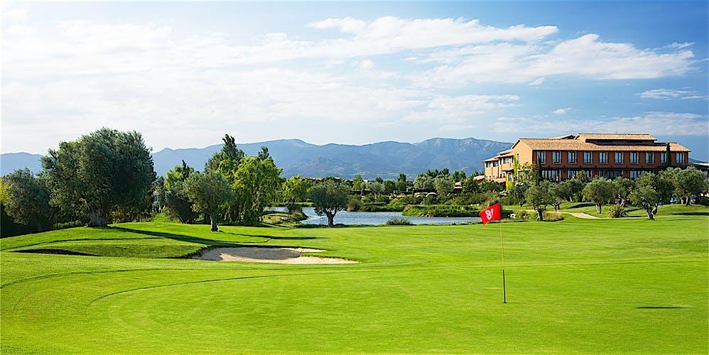 Best Courses in Costa Brava and Girona: Peralada Golf