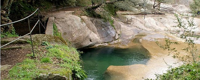 River pools in Girona. Where to bathe inside the province of  Girona