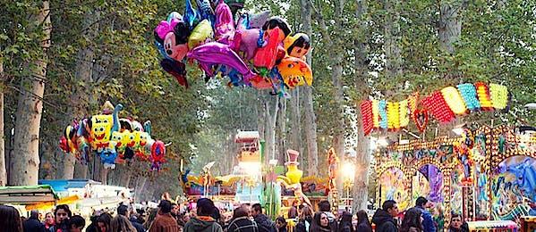 La Feria de Sant Narcís de Girona