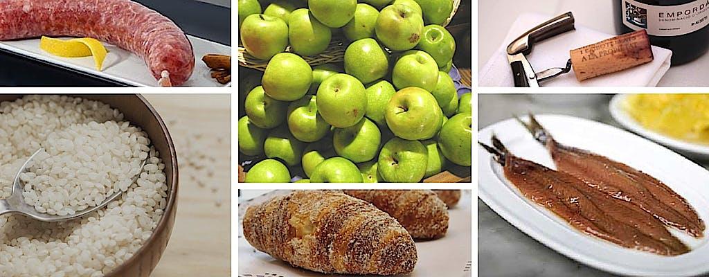 Els 8 productes més típics de Girona